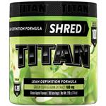 Titan Shred Lean Definition Formula Green Apple 210g