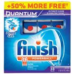Finish Quantum Powerball 38 Pack
