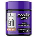 Taft Full On Modelling Wax 100ml