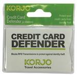 Korjo RFID Credit Card Defender