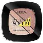 L'Oreal Infallible Blush Trio 102 Nude Beige
