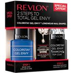 Revlon Colorstay Gel Envy Duo Packs Wild Card Diamond Top Coat
