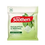 Soothers Eucalyptus & Menthol 3x10 Lozenge Multipack