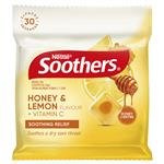 Soothers Honey & Lemon 3x10 Lozenge Multipack