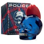 Police To Be Rebel Eau De Toilette 125ml