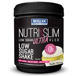 Bioglan Nutrislim Low Sugar VLCD Vanilla 525g Tub Exclusive Size