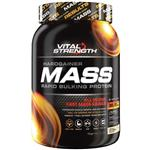VitalStrength Hardgainer Mass Rapid Bulking Protein Vanilla Ice Cream 1kg