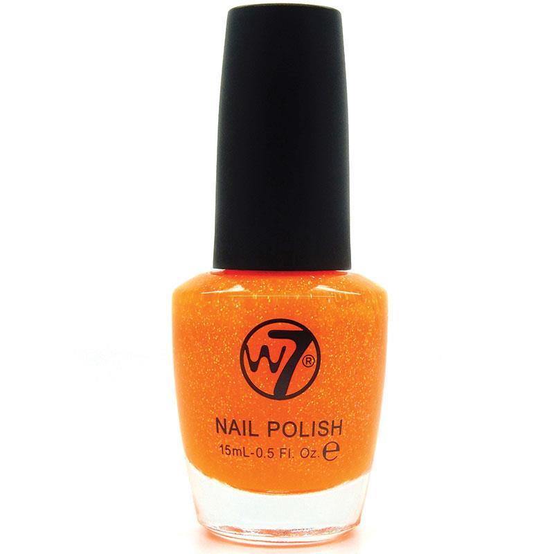W7 네일에나멜 09 오렌지 대즐