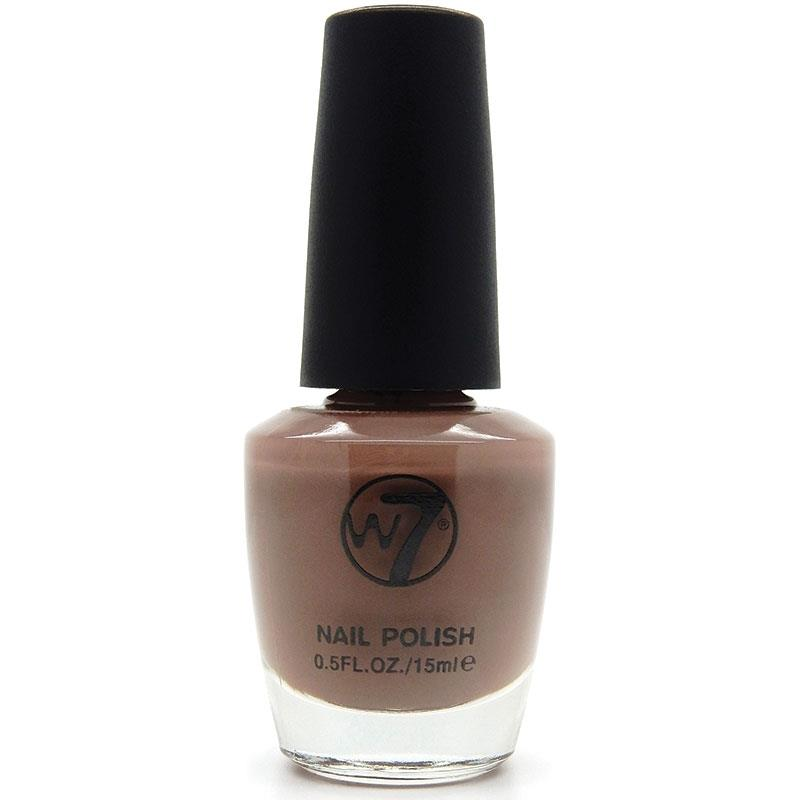W7 Nail Enamel 141 Chocolate at Chemist Warehouse in Campbellfield, VIC | Tuggl