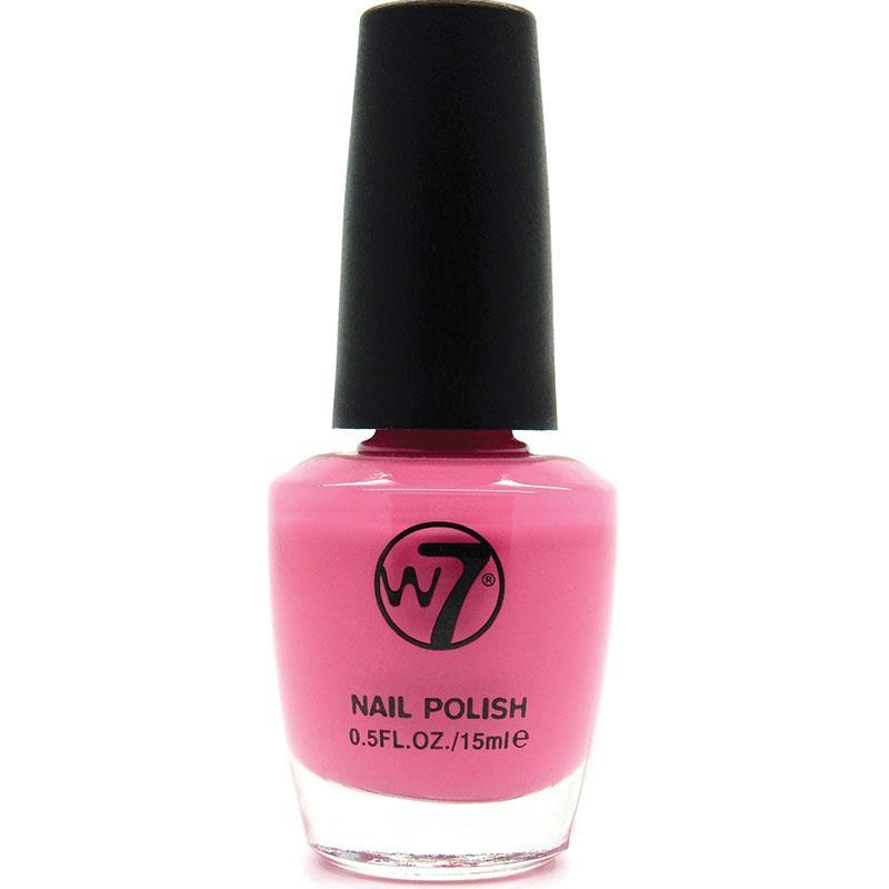 W7 네일에나멜 20 바비 핑크