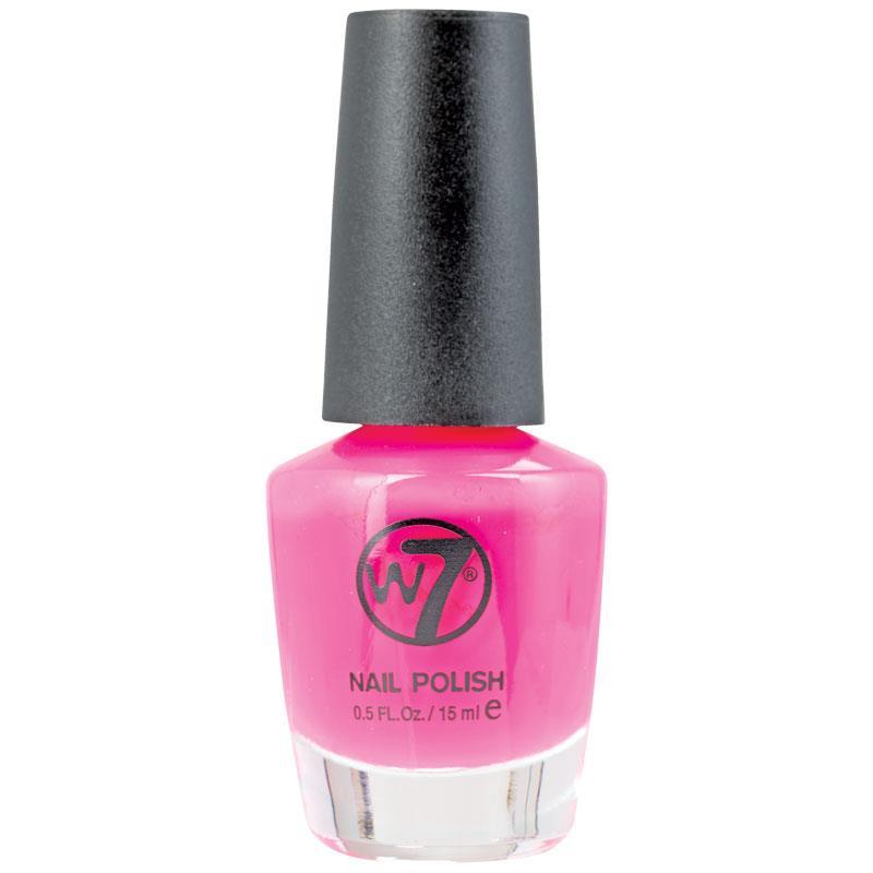 W7 네일에나멜 59 핑크 코트
