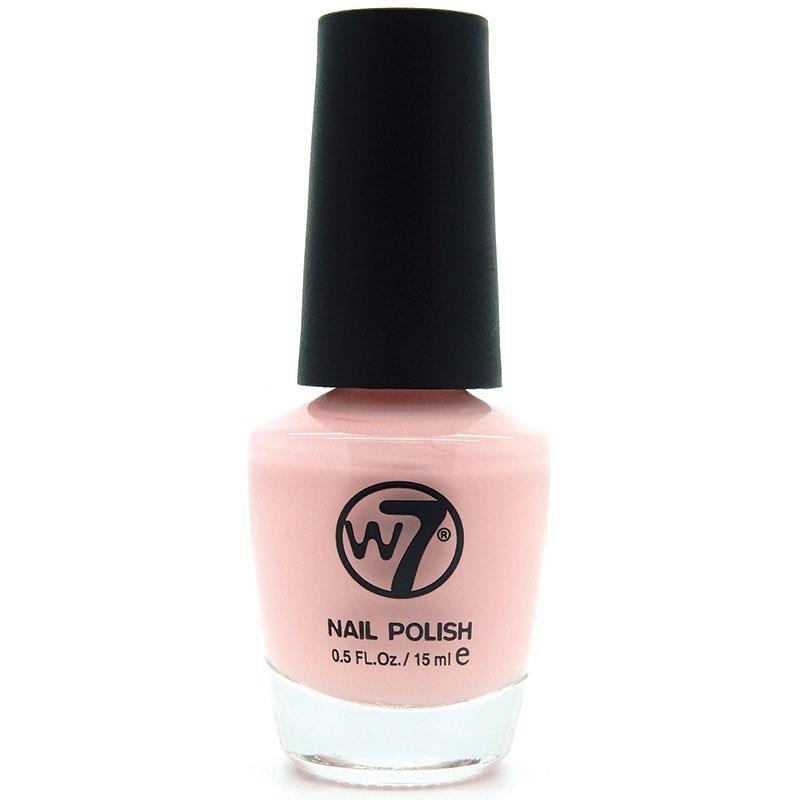 W7 네일에나멜 69 시어 핑크
