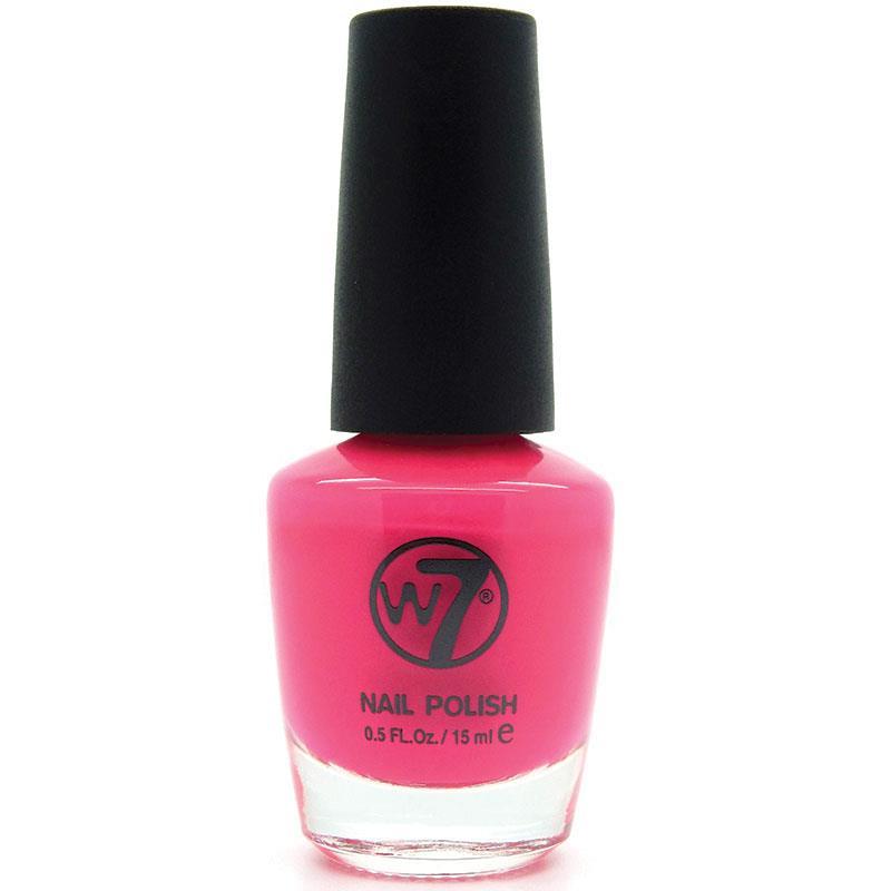 W7 네일에나멜 76 이츠 핑크