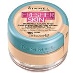 Rimmel Fresher Skin Foundation 100