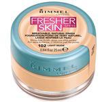 Rimmel Fresher Skin Foundation 102