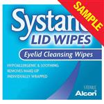 Sample: Systane Lid Wipes