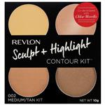 Revlon Contour Kit Medium/Dark