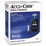 Accu Chek Aviva Connect Blood Glucose Meter Kit