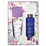 Grace Cole Blissful Trio Lavender and Honeysuckle Gift Set
