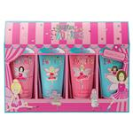 Grace Cole Glitter Fairies Ballet School 4 Piece Gift Set