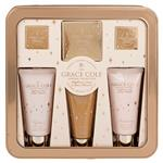 Grace Cole Pure Decadence Elderflower Cassis and Lemon Blossom 5 Piece Gift Set