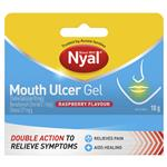 Nyal Mouth Ulcer Gel 10g