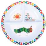 Hungry Caterpillar Microwave Safe Divided Plate