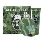 Police To Be Camouflage Eau de Toilette 75ml 2 Piece Set