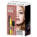 Maybelline Gigi Nude Xmas Pack 2016