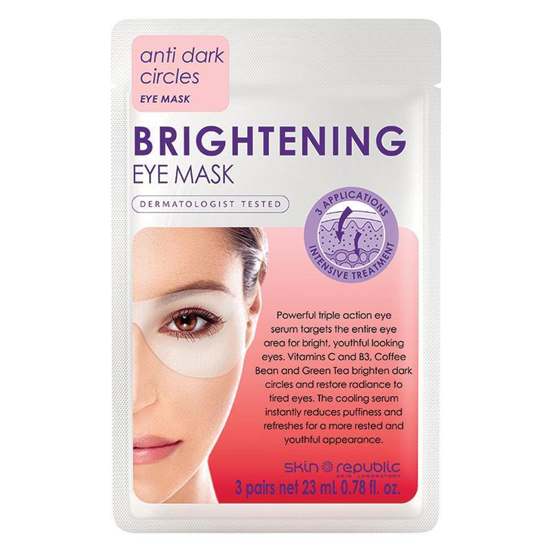 Buy Skin Republic Brightening Eye Mask Online At Chemist