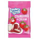Sweet Shack Berries & Cream 100g