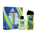 Adidas Get Ready Eau de Toilette 100ml 2 Piece Set