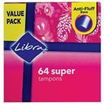Libra Tampons Super 64