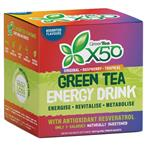 Green Tea x50 Energy Drink Assorted Flavours 60 x 3g Powder Sachets
