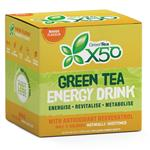 Green Tea x50 Energy Drink Mango 60 x 3g Powder Sachets