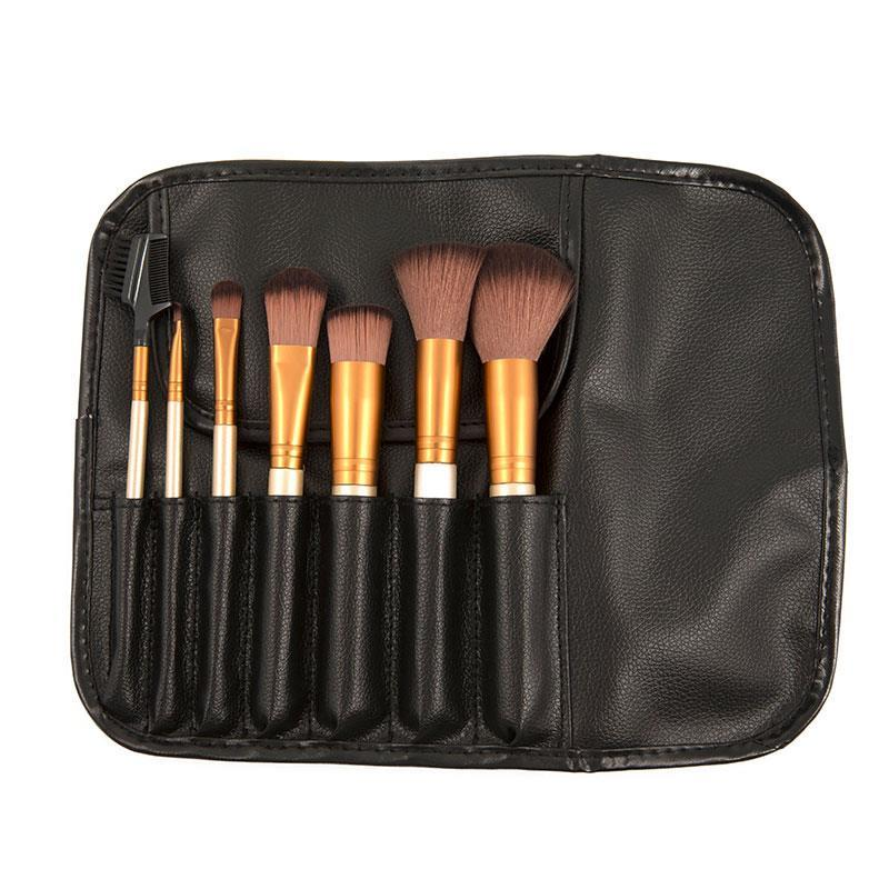 793811fbd1c ... Australia Chemist Warehouse. My Beauty Tools Cosmetic Brush Kit 8 Piece  With Bag