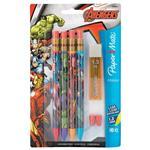 Paper Mate Avengers Pencil Set 4 Piece