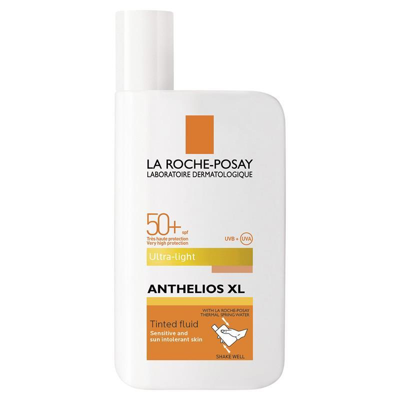 Buy La Roche-Posay Anthelios XL Ultra Light Tinted SPF 50