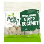 Healthy Way Coconut Diced 45g