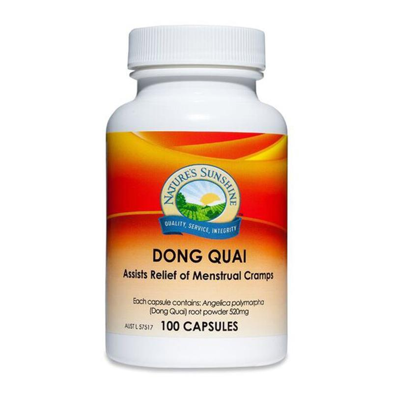 Natures Sunshine Dong Quai 520mg 100 Capsules at Chemist Warehouse in Campbellfield, VIC | Tuggl