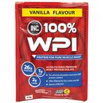 INC 100% WPI Vanilla 32g Single Serve Sachet