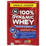 INC Dynamic Whey Vanilla 35g Single Serve Sachet