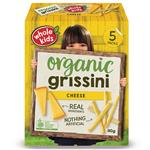 Whole Kids Organic Grissini Pecorino Cheese 22g 5 Pack