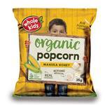 Whole Kids Organic Manuka Popcorn 35g