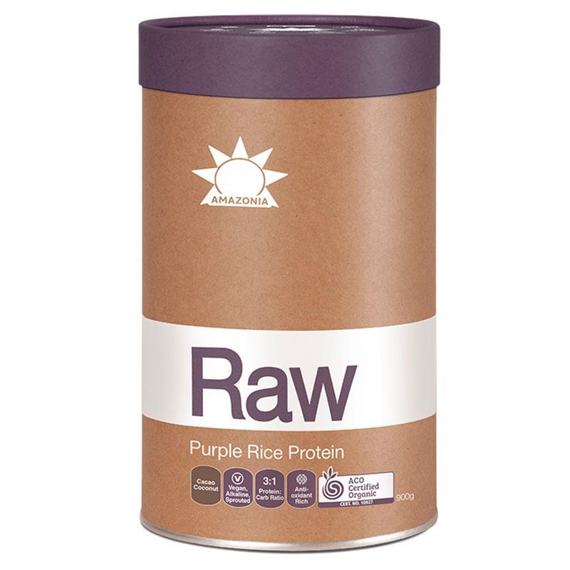 Amazonia RAW Purple Rice Protein Cacao & Coconut 900g at Chemist Warehouse in Campbellfield, VIC | Tuggl