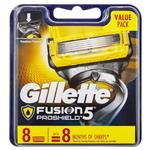 Gillette Fusion ProShield Cartridges 8 Pack