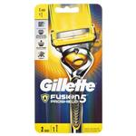 Gillette Fusion ProShield Razor 2 Up