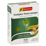 Bosistos Eucalyptus Sugar Free Drops 50g