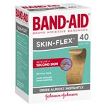 Band-Aid SkinFlex Regular 40 Pack