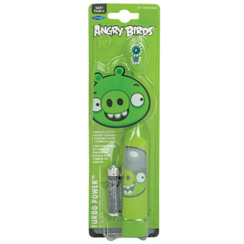 Angry Birds Turbo Power Electric Toothbrush at Chemist Warehouse in Campbellfield, VIC | Tuggl